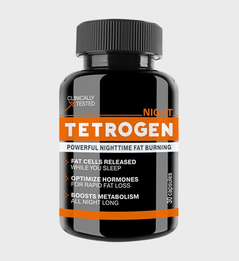 Powerful Night Time Fat Burning - Tetrogen USA