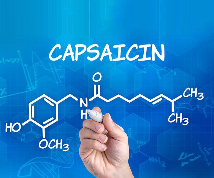 burn fat fast with capsaicin