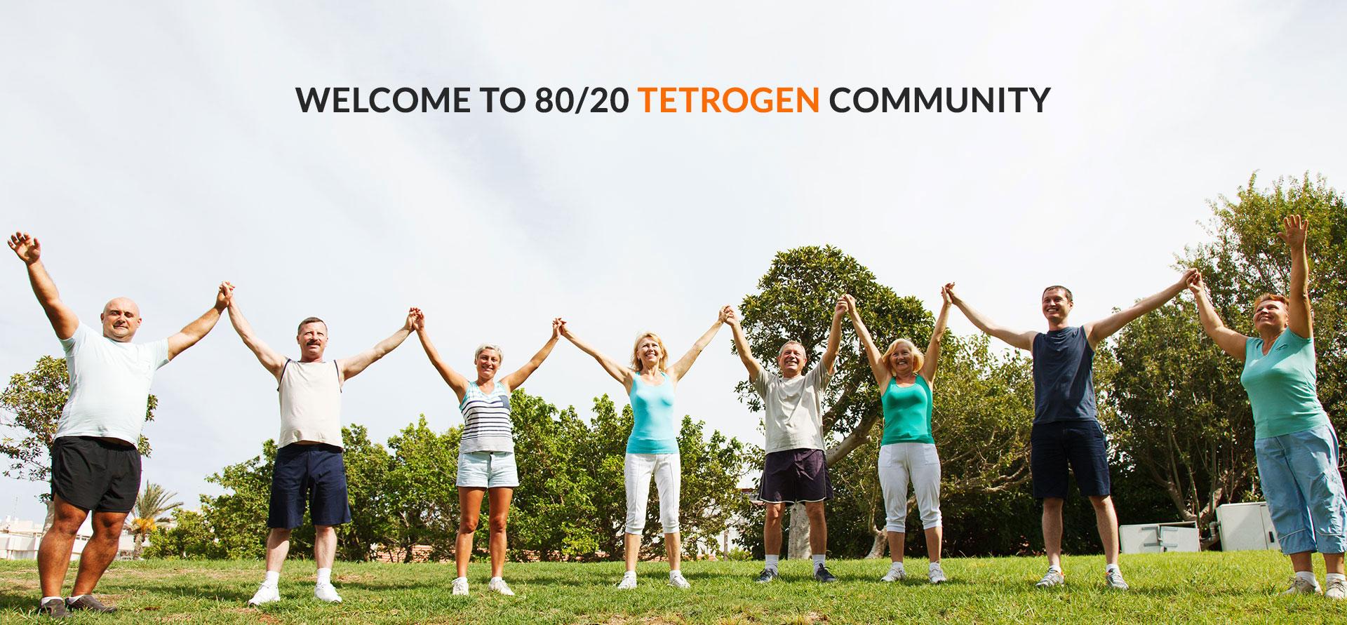 80/20 Community