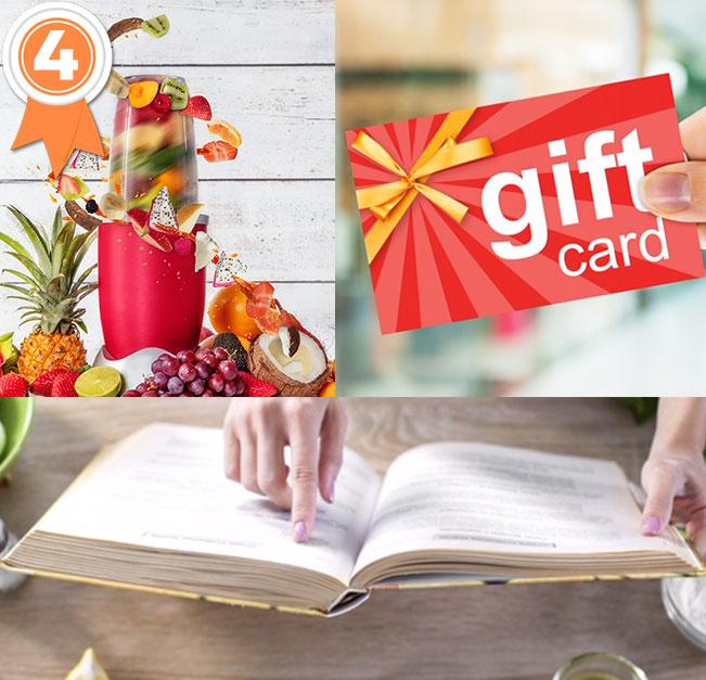 Image, Wellness Prizes & Gift Cards, Community 80/20, Tetrogen USA
