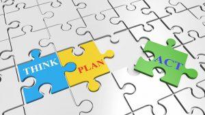 Pensar, planificar, actuar