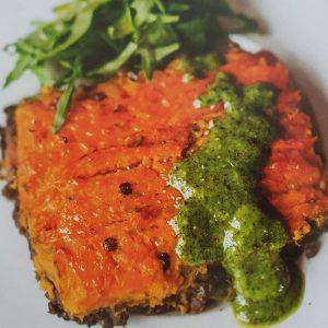 Coriander Pesto, Recipe Image, Lunch for Friday