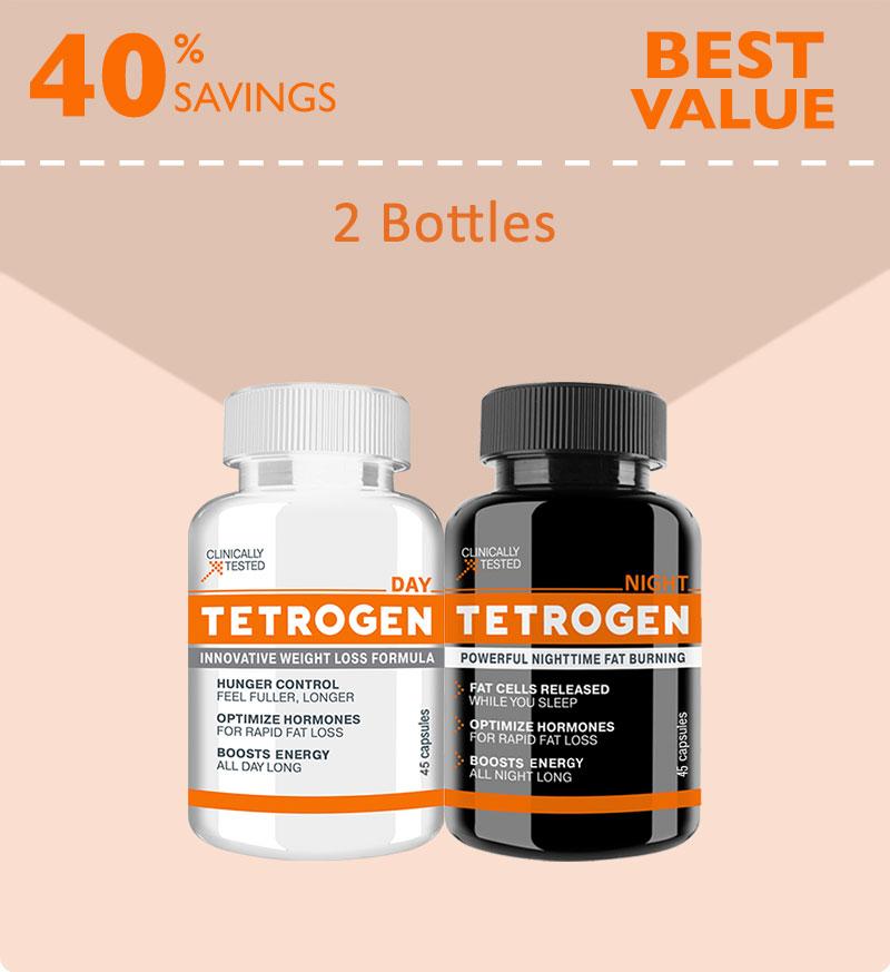 45-Day Supply of Tetrogen Day & Night
