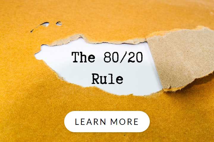 80 By 20 Rule