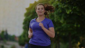running to burn fat