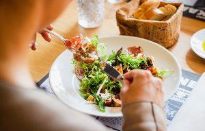 Tetrogen Food Lovers Fat Loss Diet Plate